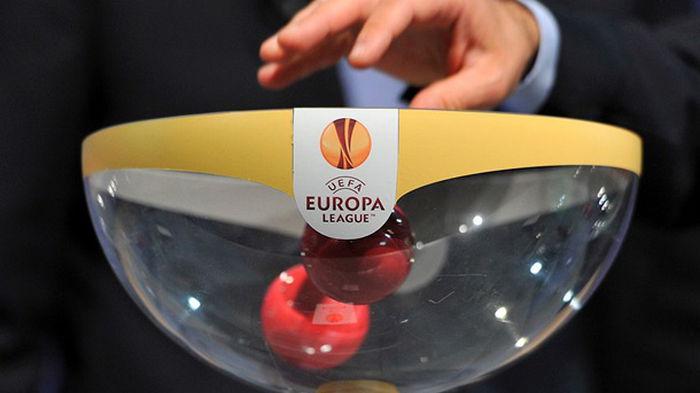 Стали известны все пары 1/8 Лиги Европы