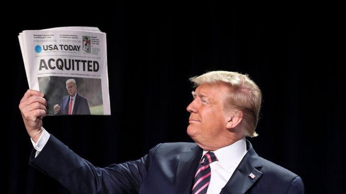 Трамп запретил республиканцам использовать его имя для кампаний по сбору денег