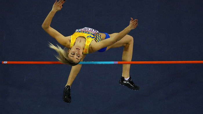 Три украинки вышли в финал по прыжкам в высоту на чемпионате Европы