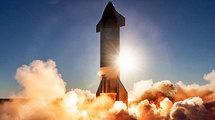 SpaceX планирует массово доставлять людей ракетами уже через 5 лет
