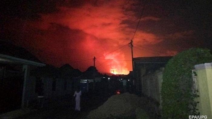 В Конго число жертв извержения вулкана превысило 30 человек