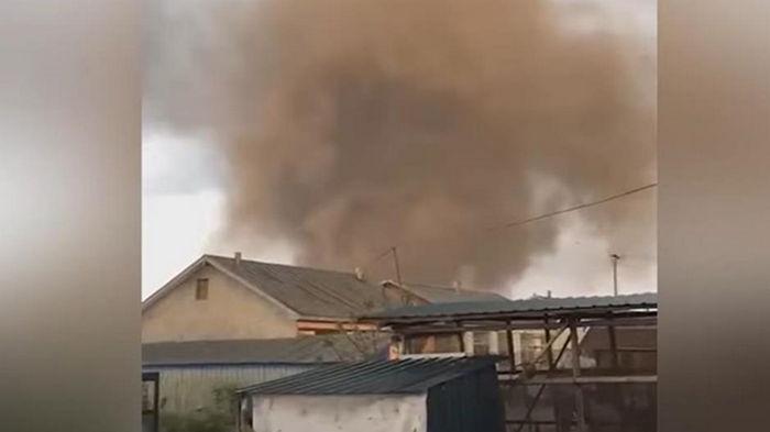 На Китай обрушился торнадо: есть жертвы (видео)