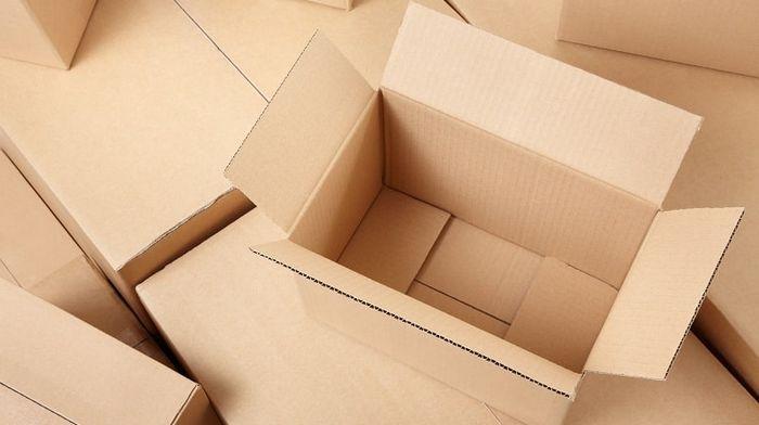 Картонные коробки и их виды