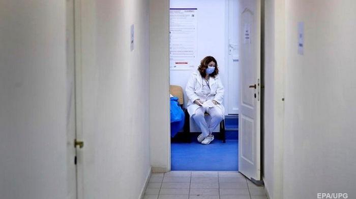 В Украине 535 новых случаев COVID-19