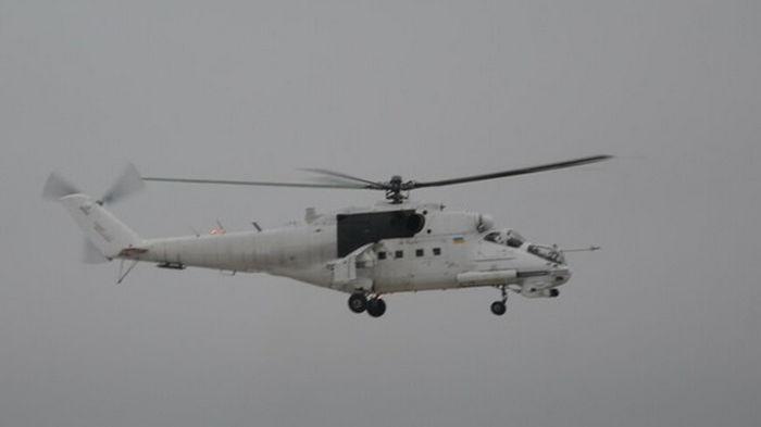 В Запорожье производят новый тип лопастей для тяжелых вертолетов