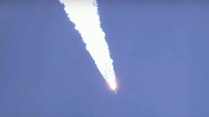 SpaceX запустила спутник для американских ВВС (видео)