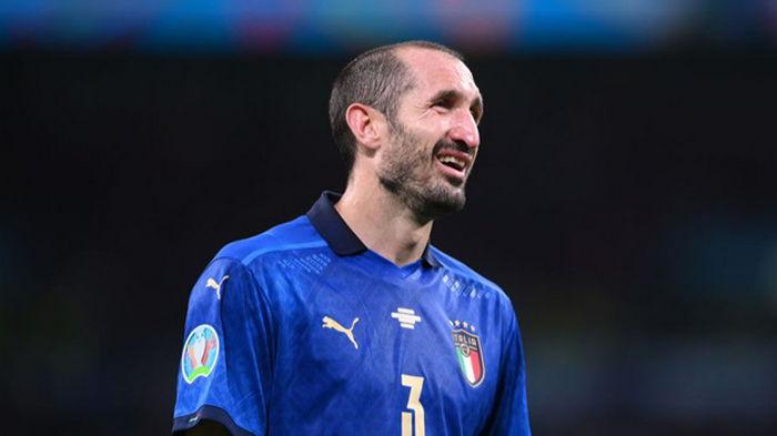 Кьеллини стал самым возрастным капитаном в истории финалов Евро