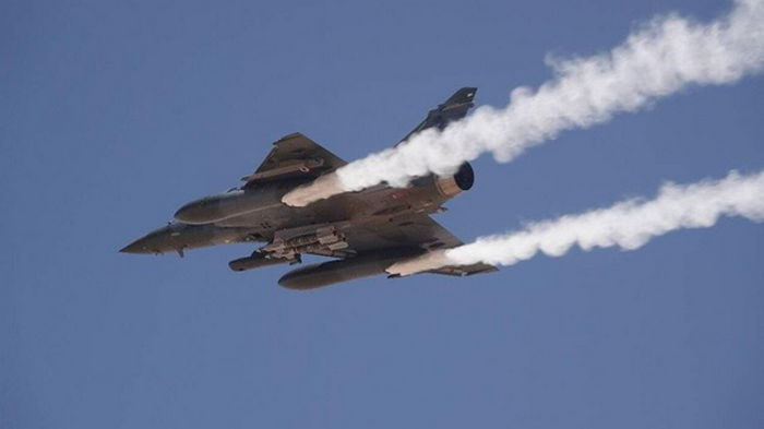 В Мали разбился истребитель Франции