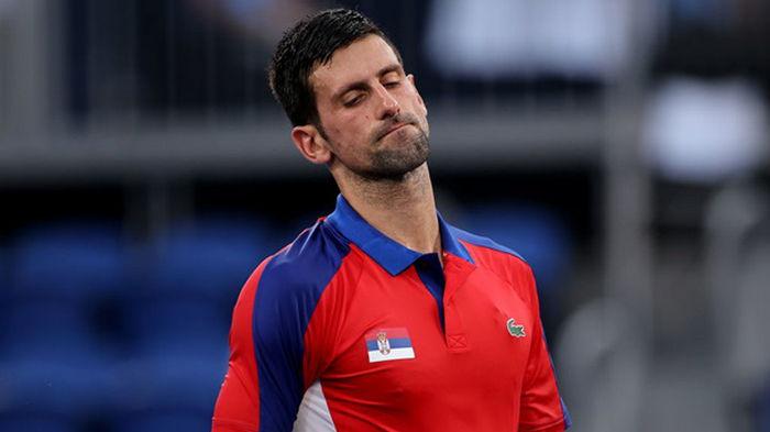 Джокович не сумел пробиться в финал Олимпиады, проиграв Звереву