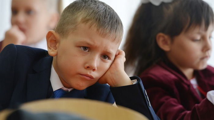 В начальной школе изменят систему оценивания