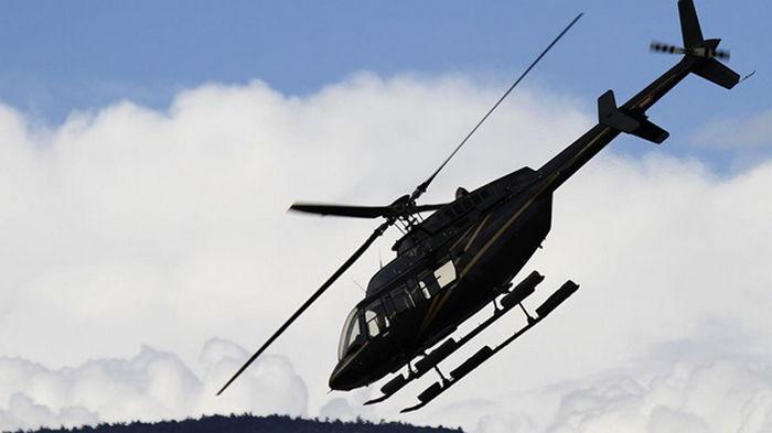 В Таджикистане разбился вертолет со спасателями