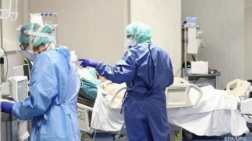 В Харькове COVID-больница заполнилась за один день