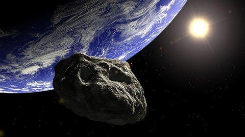 Рядом с Землей на следующей неделе пролетит потенциально опасный камень