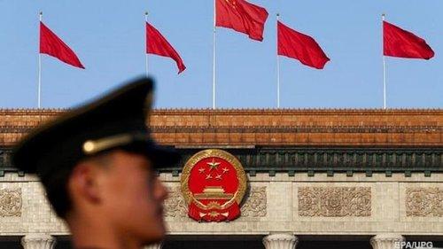 Военные самолеты Китая вторглись в воздушное пространство Тайваня