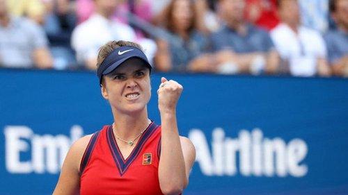 Свитолина обыграла Мартинцову и пробилась в 1/16 финала турнира WTA в Индиан-Уэллс