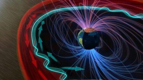 В магнитосфере Земли обнаружили стоячие волны (видео)