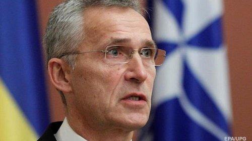 Столтенберг предостерег ЕС от дублирования функций НАТО