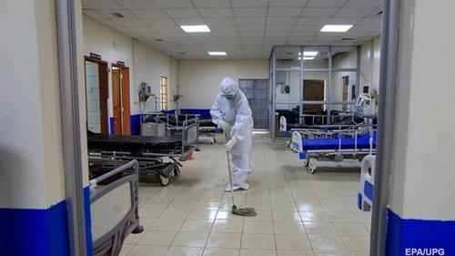 В Харькове срочно развернули еще полтысячи COVID-коек