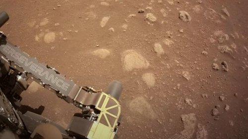 Марсианский ветер и хруст колес ровера. NASA опубликовало звуки с Красной планеты – видео