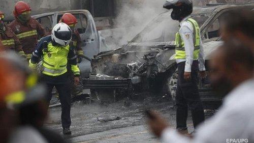 В Гватемале протест ветеранов перерос в беспорядки