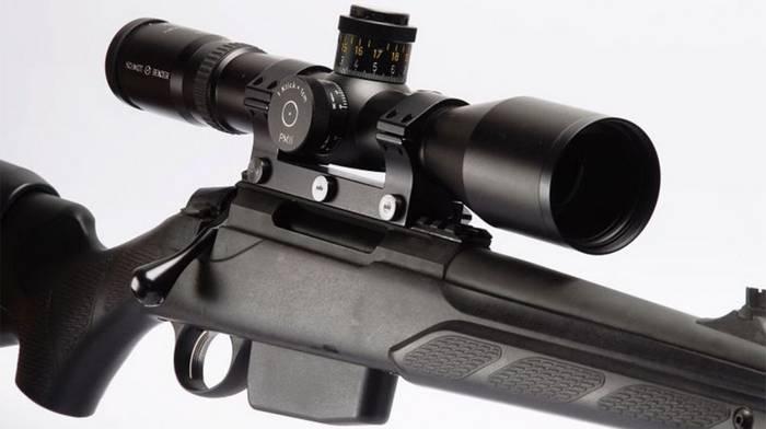 Оптичні прилади для зброї: призначення, види, функції