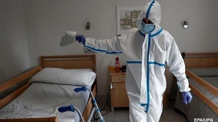 В Киеве коронавирусом за сутки заразились 76 человек