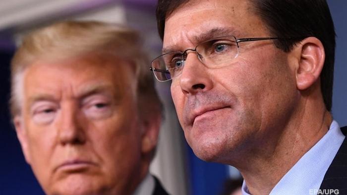 Трамп намерен сменить министра обороны после выборов - СМИ