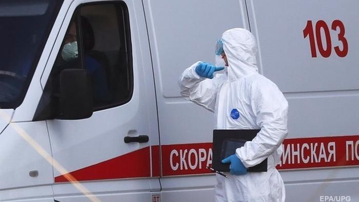 Россия обновила рекорд по приросту больных коронавирусом за два месяца