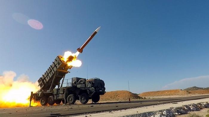 Румыния получила от США ракеты Patriot