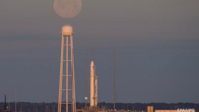 NASA отменило запуск ракеты-носителя к МКС