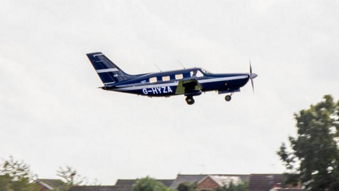 В Британии испытали самолет на водородном топливе (видео)