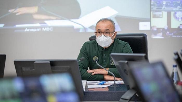МВД переходит на усиленный режим с 21 октября
