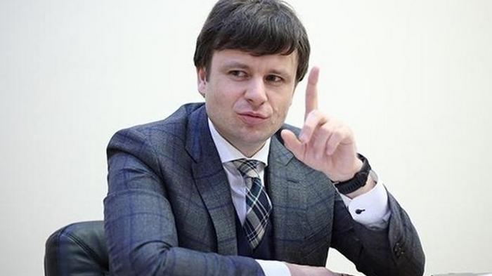 Министр финансов Марченко заболел коронавирусом