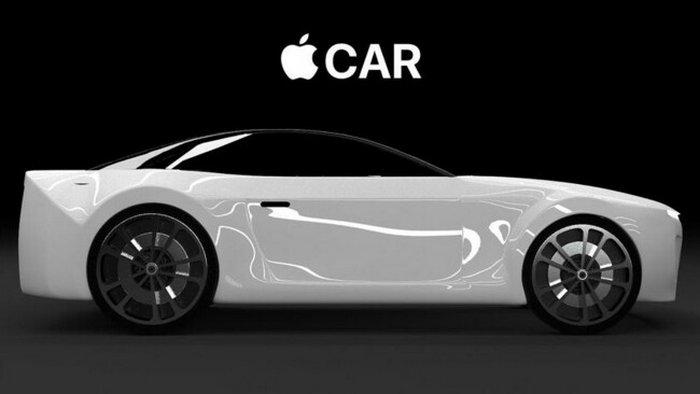 Первый электромобиль от Apple появится уже в 2021 году