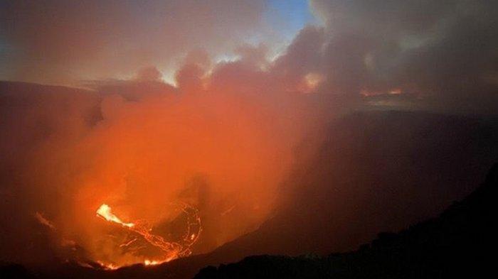 В Японии создан кризисный штаб из-за извержения вулкана