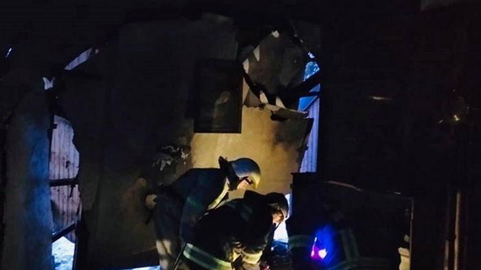 На Львовщине в церкви прогремел взрыв (фото)